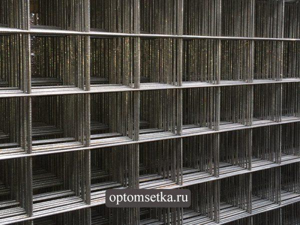 Сетка сварная в картах 100x100x2.5 мм 0.35x2 0.38x2 0.5x2 1x2 1x3 1.5x2 2x3 м